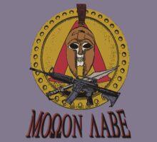 Molon Labe Spartan MkII by ZeroAlphaActual