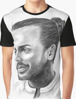 TOWIE's Pete Wicks Graphic T-Shirt