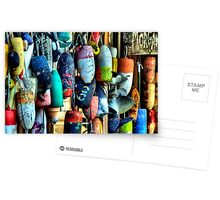 Buoys and Props Postcards