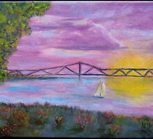 Stick to the Bridges by Cindy Lawson