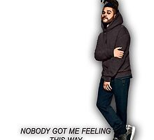 The Weeknd - Acquainted  by sanaaa