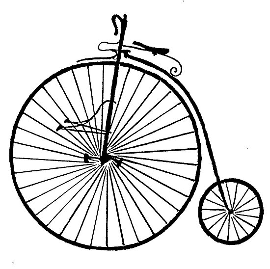 Penny Farthing by RalphusVLIV