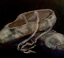 Ballet shoes by maddym