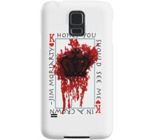 Honey, you should see me in a crown Samsung Galaxy Case/Skin