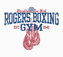 Rogers Boxing Gym Kids Clothes