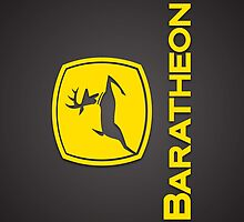 Sigil of House Baratheon 2012 (iDevices) by thom2maro