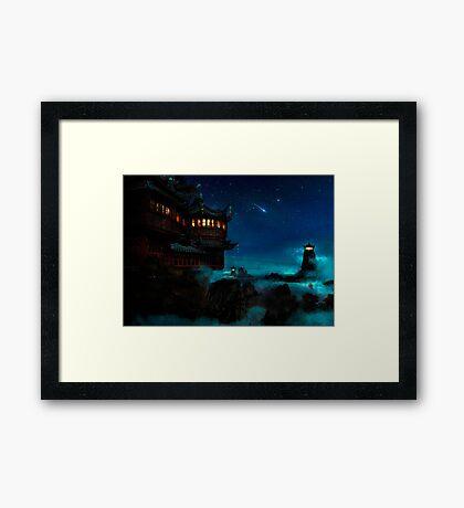 Arcadia Framed Print