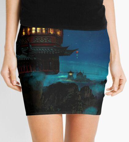 Arcadia Mini Skirt