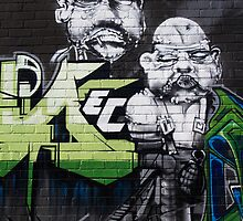 Street Art: global edition # 13 by fenjay