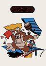 Donkey Kong by Studio Momo ╰༼ ಠ益ಠ ༽