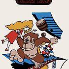 Donkey Kong by S M K