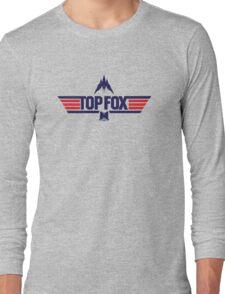 Top fox Long Sleeve T-Shirt