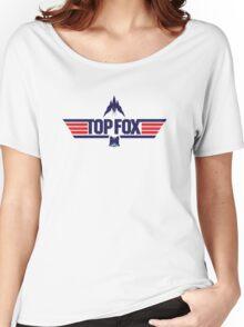 Top fox Women's Relaxed Fit T-Shirt