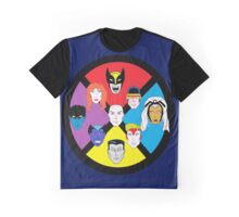 Classic X-Men Graphic T-Shirt