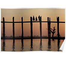 U bein bridge  Poster