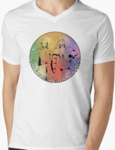 Mr. Boggins Mens V-Neck T-Shirt
