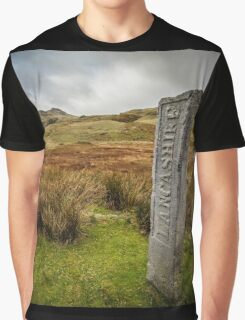 Three Shire Stone Graphic T-Shirt