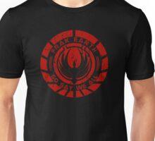 Frak Earth / So Say We All - BSG Unisex T-Shirt