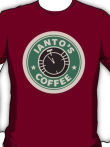 Torchwood - Ianto's coffee T-Shirt