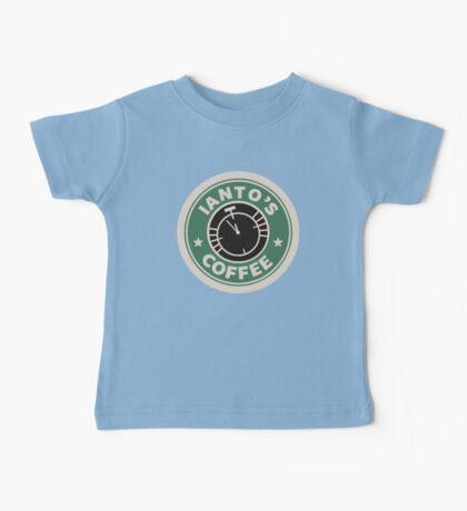 Torchwood - Ianto's coffee Baby Tee