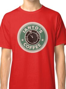 Torchwood - Ianto's coffee Classic T-Shirt