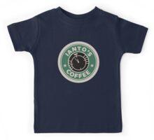 Torchwood - Ianto's coffee Kids Tee