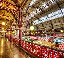 Derby Market Hall Balcony by Yhun Suarez