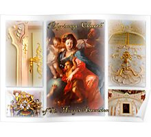 Pilgrimage church of St. Mary's Ascension Poster