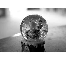 A Snow Globe Photographic Print