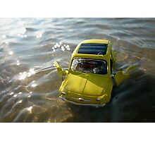 Drowned Cinquecento Photographic Print