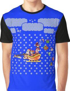 Mega Merry Christmas Graphic T-Shirt