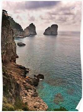 Wonderful Capri by Ryan Davison Crisp