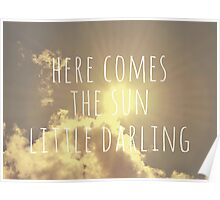 Little Darling  Poster