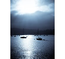 Deganwy Harbour Photographic Print