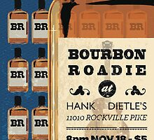 """Bourbon Roadie"" by anonbrunette"