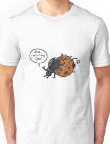 Dung Beetle Unisex T-Shirt