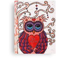Be Mine, Creations by Linz Canvas Print