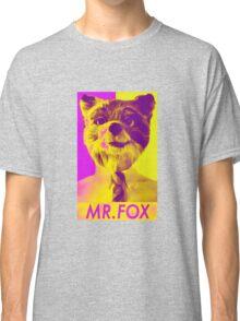 Fantastic Mr. Fox for president Classic T-Shirt