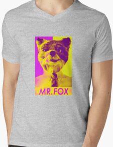 Fantastic Mr. Fox for president Mens V-Neck T-Shirt