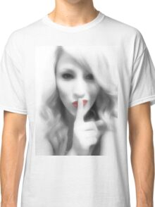 Sexy secret Bold T Shirt Classic T-Shirt