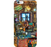 Grandma's Attic iPhone Case/Skin