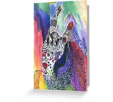 Doodle Hand Greeting Card
