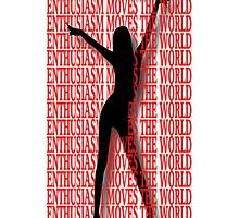 ENTHUSIASM MOVES THE WORLD IPHONE CASE by ✿✿ Bonita ✿✿ ђєℓℓσ
