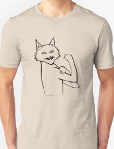 Cat Can Do It! T Shirt Unisex T-Shirt