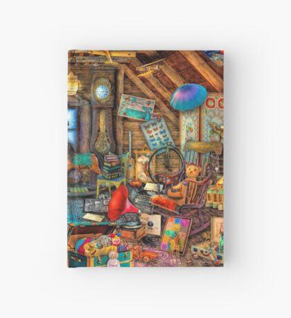 Grandma's Attic Hardcover Journal