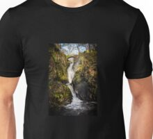 Aira Force Waterfall, Cumbria Unisex T-Shirt