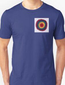 Dizzy rainbow Unisex T-Shirt