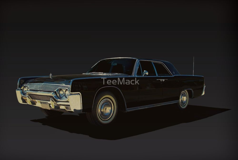 1961 Lincoln Continental by TeeMack