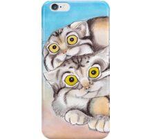Cat Ball Friendship iPhone Case/Skin
