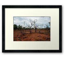 untitled #21 Framed Print
